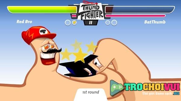 game Vat ngon tay y8