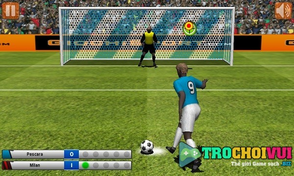 Game italian cup 3d
