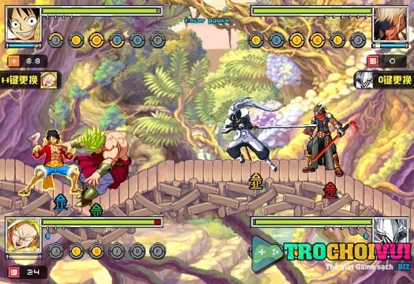 Choi game Anime battle 3