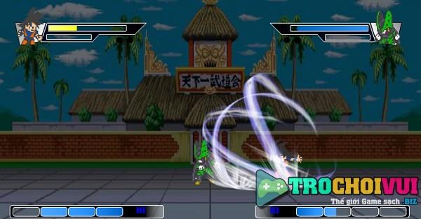 game 7 vien ngoc rong dragon ball Z quyet dau