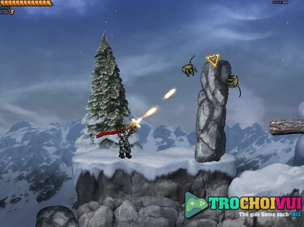game Anh hung vu tru 2 online