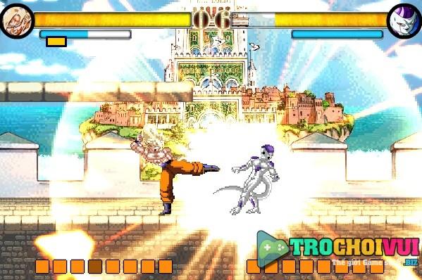 game Anime legends 2.3 goku