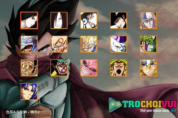 game Anime legends 2.3 online