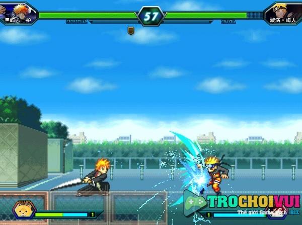 game Bleach vs Naruto 3.0 kbh 4399