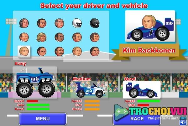 game Dua xe dau to sports head racing