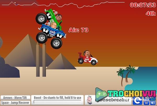 game Dua xe dau to y8 24h