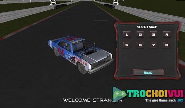 game Dua xe oto mao hiem 3D online