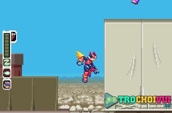 game Megaman Zero 4 gbafun