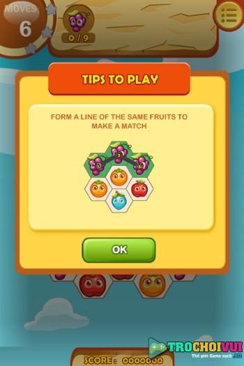 game Noi hoa qua online truc tuyen