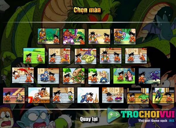 game Songoku danh nhau doi khang 1 nguoi