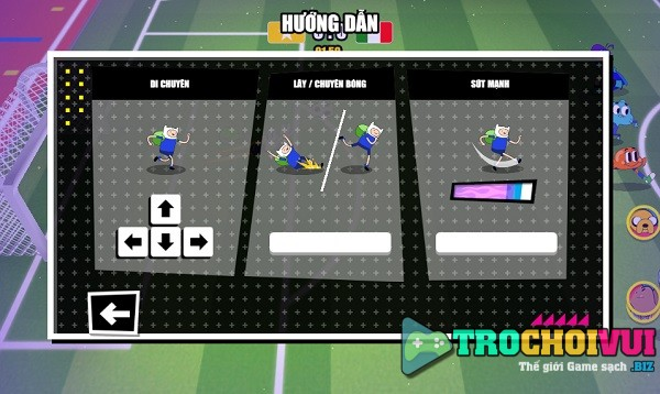 game Tran bong sieu kinh dien 2