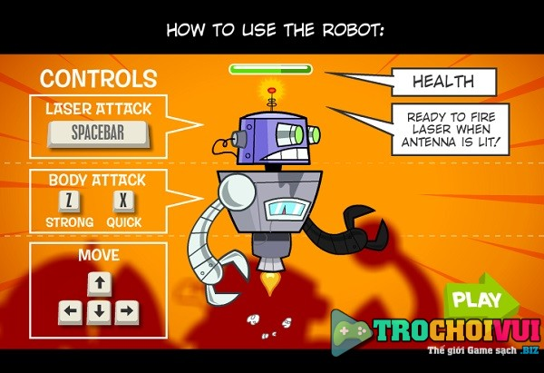 game Tran chien robot tuong lai hinh anh 1