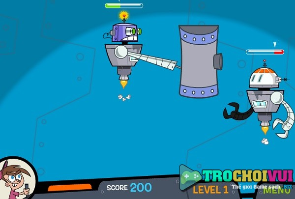 game Tran chien robot tuong lai hinh anh 3