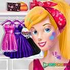 Tủ quần áo của Cindy