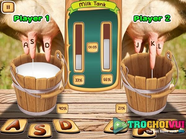 game Vat sua bo tren y8