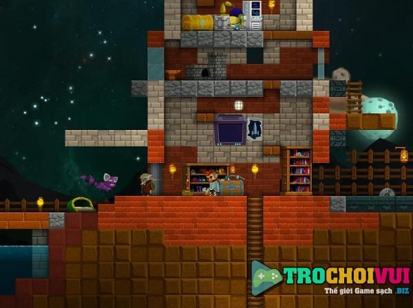game sinh ton tren dao hoang Orion Sandbox Enhanced