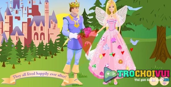 game Barbie ho thien nga hinh anh 3