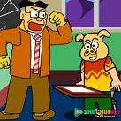 Doremon và Nobita trả thù Chaien