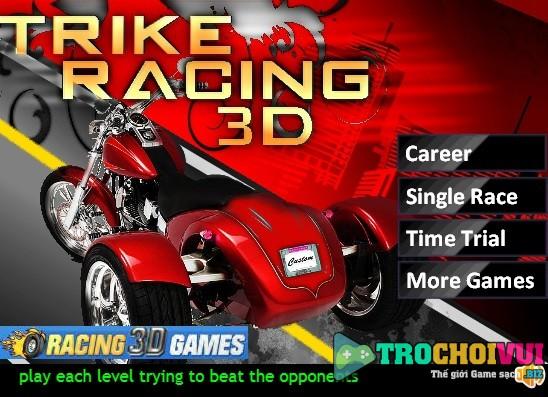 game Dua xe 3 banh 3d online