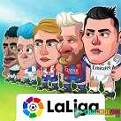 Giải bóng đá la liga Tây Ban Nha
