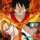 Goku vs Naruto vs Luffy vs Ichigo