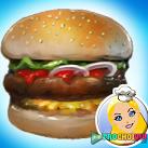 Làm bánh hamburger kẹp thịt bò