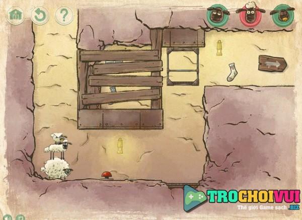 game Nhung chu cuu thong minh giai cuu bay cuu 4