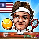 Tennis đầu to