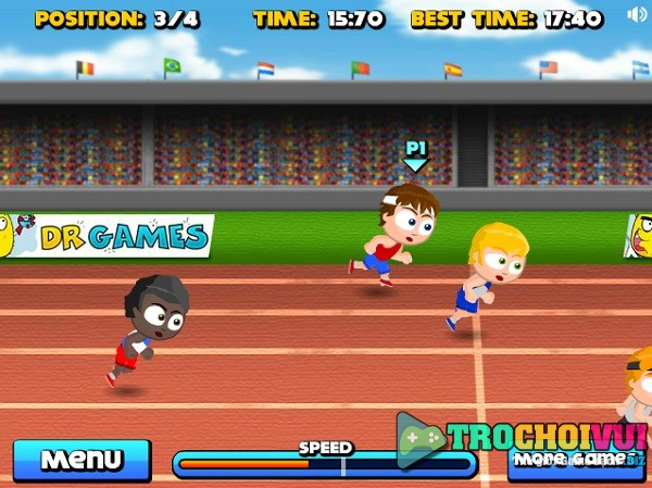 game The van hoi olympic mini