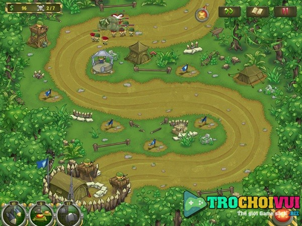 game Thoi loan online offline tren may tinh