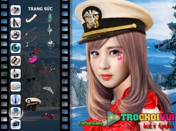 game Trang diem nguoi that seohyun snsd