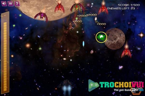 game Ve binh giai ngan ha guardian of the galaxy 2