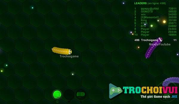 game Wormax.io online