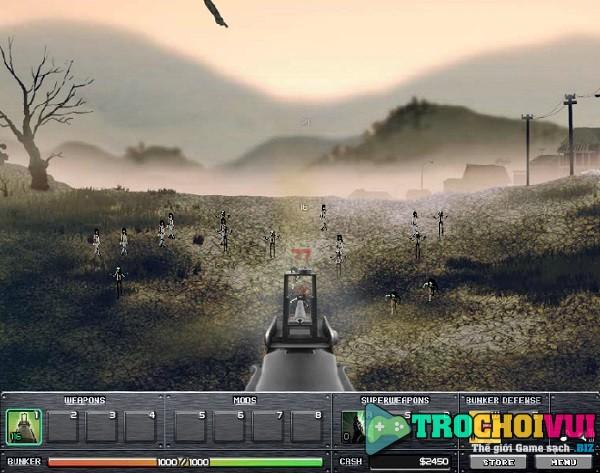 game Xac song noi day hoi sinh