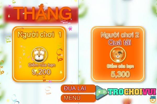 Choi game Cun con truot tuyet