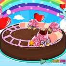 Bánh sinh nhật đoàn tàu