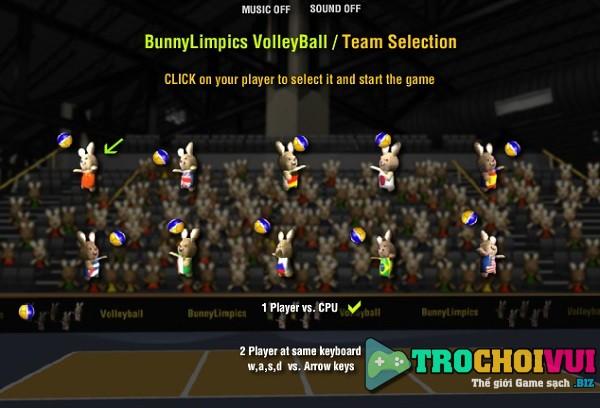 game Bong chuyen tho online offline cho pc