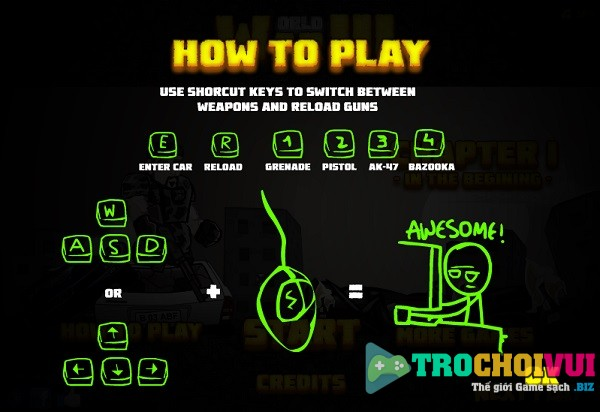 game Chien tranh the gioi 3 offline online cho pc