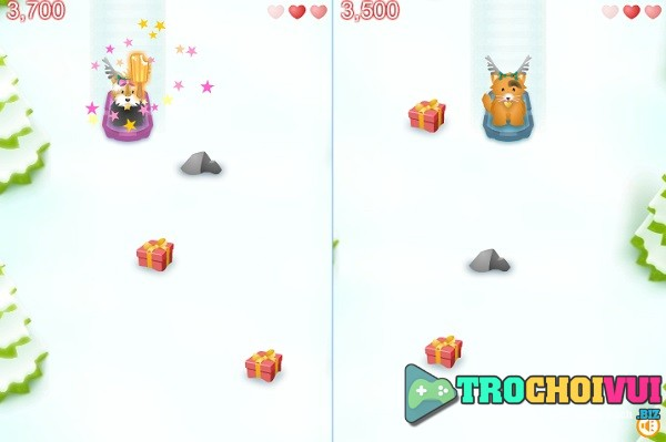 game Cun con truot tuyet 24h y8 game vui