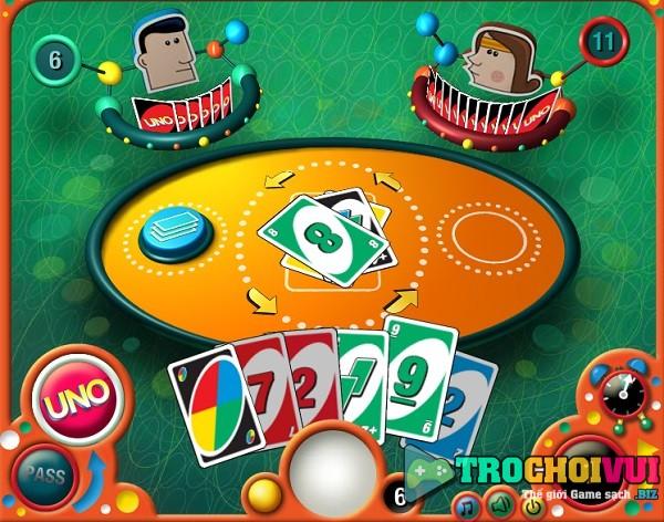 game Danh bai uno game vui 24h y8