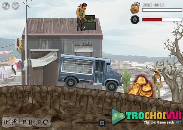 game Lai xe cho tu nhan hinh anh 1