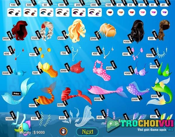 game Nang tien ca xinh dep 4 game vui 24h