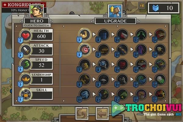 game Nguoi da khong lo titan