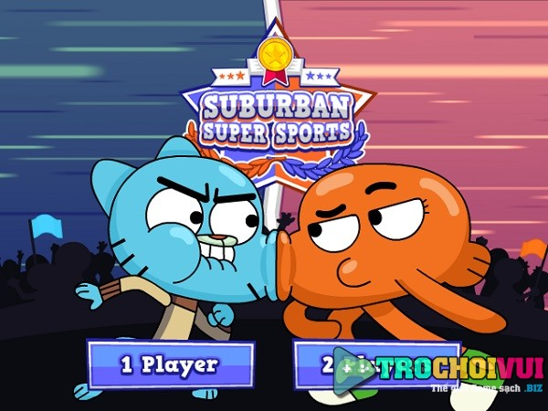 game Olympic Gumball suburban super sports