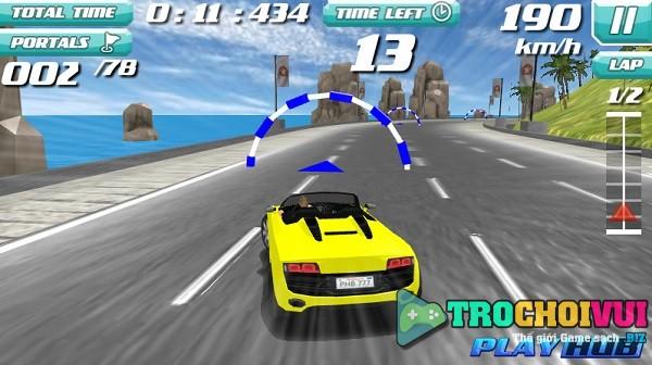 game Sieu xe drift 3D mien phi moi nhat