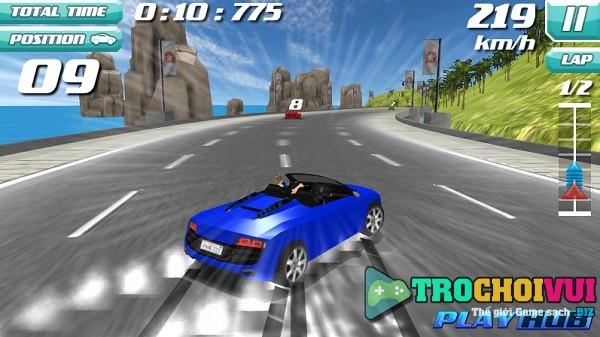game Sieu xe drift 3D offline online