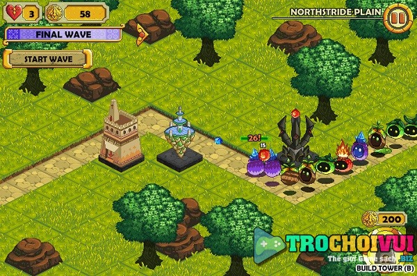 game Thu thanh chien thuat online offline