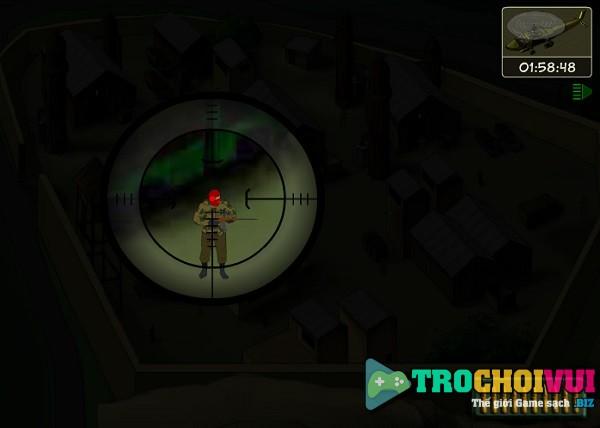 game Xa thu ban sung ngam online offline cho pc