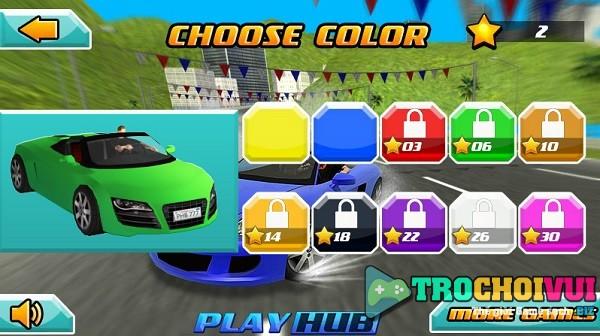 game dua sieu xe drift 3D hay nhat