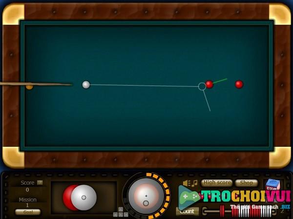 game Bida 3 bang co ban tinh diem